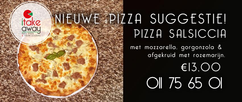 afbeelding nieuwe pizza suggestie i take away